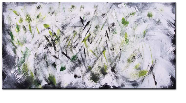 100x50 // Acryl (Weimar)