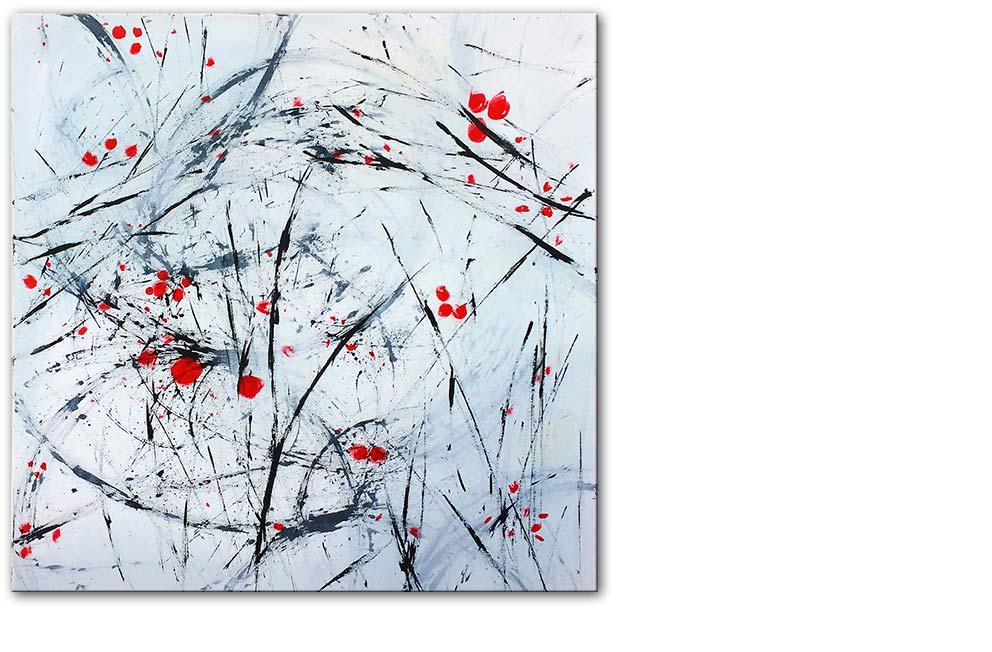 100 x 100 // Acryl