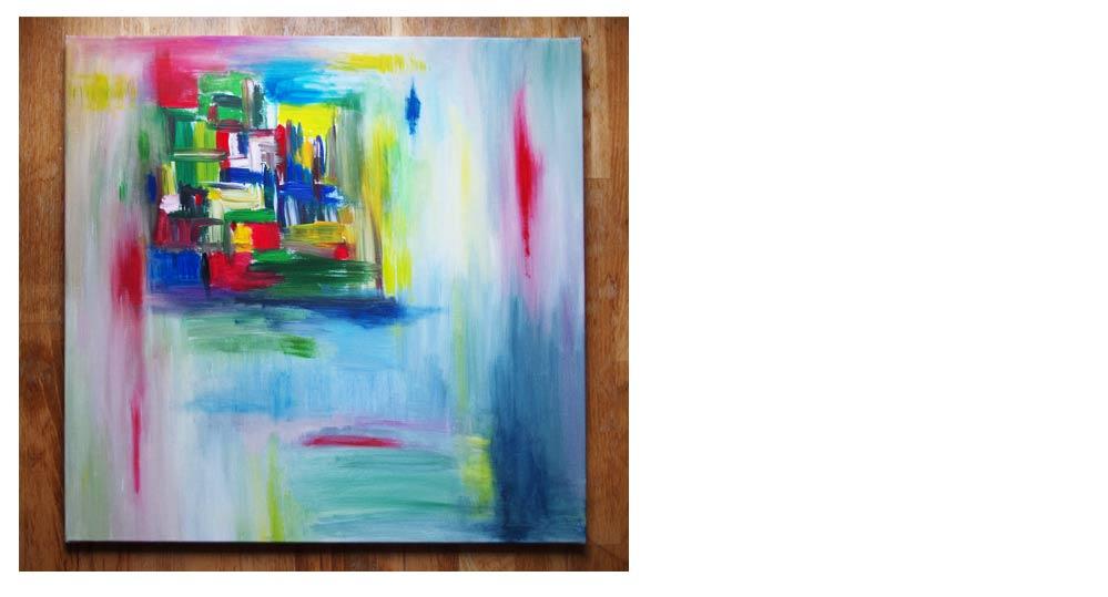 60 x 60 // Acryl (Chemnitz)