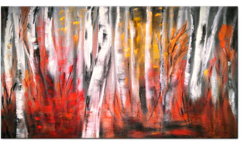 Acryl, Leinwand // 180 x 120 cm